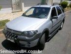 Fiat Palio Weekend 1.8 16V Flex Tryon