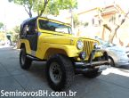 Ford Jeep Willys 2.5 8V OFFROAD