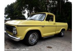 Chevrolet C 14 4.1 12V CAMIONETE ABERTA