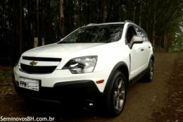 Chevrolet Captiva 2.4 16V SPORT FWD 2.4 16V 171/185cv