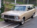 Chevrolet Caravan 2.5 8V DE LUXO