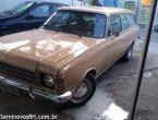 Chevrolet Caravan 4.1 8V 6 cc de chassi