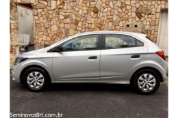 Chevrolet Onix Hatch