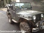 Ford Jeep Willys 2.0  6 CILINDROS