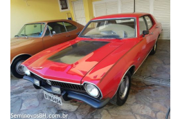Ford Maverick 2.0 8V 4cc