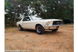 Ford Mustang 5.2