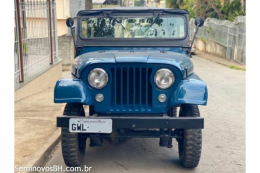 Ford Jeep Willys 2.0