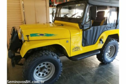 Ford Jeep Willys 1.6