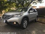 Honda CR-V 2.0 16V Exl 4wd Automático + Teto