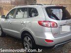 Hyundai Santa Fé 3.5 20V GLS AUTOMÁTICA 5 LUG