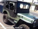Jeep CJ3 1.6 8V