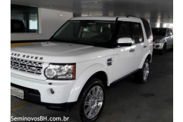 Land Rover Discovery 4 3.0 24V HSE