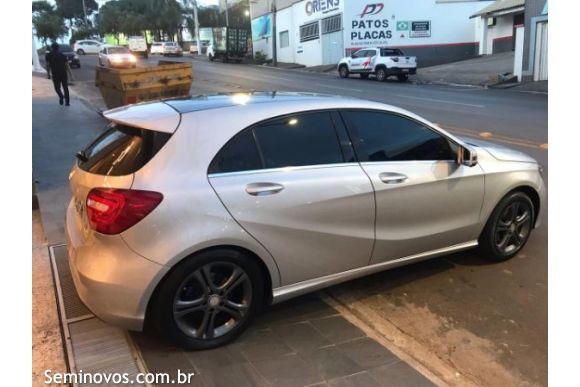 Mercedes Benz A 200
