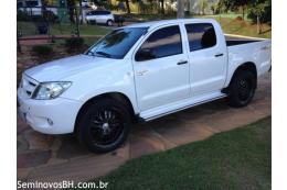 Toyota Hilux CD 2.5 8V SRV 4x4 Turbo