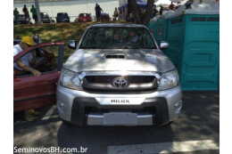 Toyota Hilux CD 3.0 16V SRV 4x4