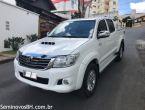 Toyota Hilux CD 3.0  SRV AUTOMÁTICA