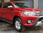Toyota Hilux CD 2.7 16V SRV FLEX 4X4 TOP