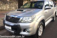Toyota Hilux CD 3.0 8V SRV D4-D 4x4 3.0 TDI Diesel Aut