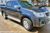 Toyota Hilux CD 3.0 16V SRV D4-D 4x4 3.0 TDI Diesel Aut