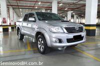 Toyota Hilux CD 3.0 20V D4-D 4x4 3.0 TDI Dies. Mec.