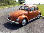 Volkswagen Fusca 1.3 8V Fusca 1300