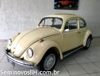 Volkswagen Fusca 1.3 8V 1300 Placa Preta!!!