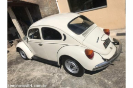 Volkswagen Fusca 1.3 8V 1300 Placa Preta
