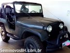 Willys Overland 2.0 8V Ford Willys